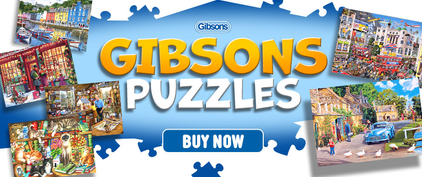 Gibsons Puzzles