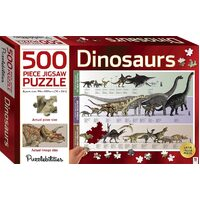 Hinkler - Dinosaurs Puzzle 500pce