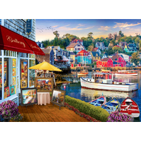 Anatolian - Harbour Gallery Puzzle 1000pc