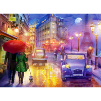 Anatolian - Paris at Night Puzzle 1000pc