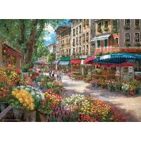 Anatolian - Paris Flower Market Puzzle 1000pc