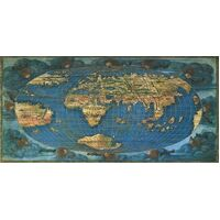 Anatolian - World Map 1508 Puzzle 1500pc