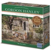 Blue Opal - Gordon Hanley The Toy Sellers Puzzle 1000pc