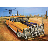 Blue Opal - Jenny Sanders Ute Muster Puzzle 1000pc