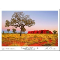 Crown & Andrews - Ken Duncan Red Centre Dreaming NT Puzzle 2000pc