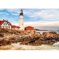 Educa - Rocky Lighthouse Puzzle 1500pc