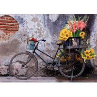 Educa - Bicycle with Flowers Puzzle 500pc