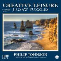 Creative Leisure - Twelve Apostles, Great Ocean Road VIC Puzzle 1000pc