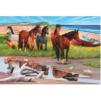 Cobble Hill - Sable Island Puzzle 2000pc
