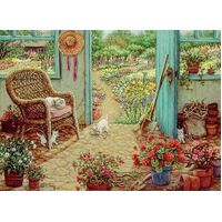 Cobble Hill - The Potting Shed Puzzle 1000pc