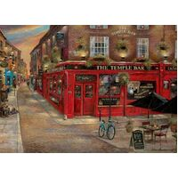 Cobble Hill - The Temple Bar Puzzle 1000pc