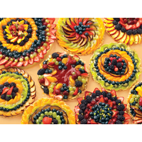 Cobble Hill- Peachy Keen Large Piece Puzzle 275pc