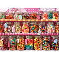 Cobble Hill - Candy Counter Family Puzzle 350pc