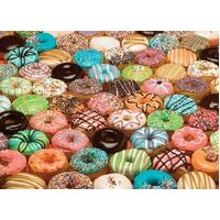 Cobble Hill - Doughnuts Puzzle 1000pc