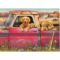 Cobble Hill - Cobble Hill Farm Puzzle 1000pc