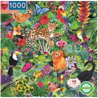 eeBoo - Amazon Rainforest Puzzle 1000pc