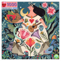 eeBoo - Mother Earth Puzzle 1000pc