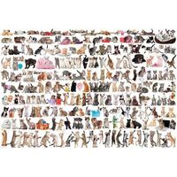 Eurographics - The World of Cats Puzzle 2000pc