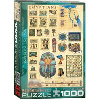 Eurographics - Ancient Egyptians Puzzle 1000pc