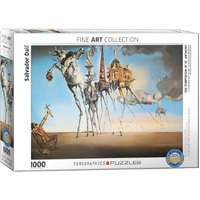 Eurographics - Dali, Temptation of St Anthony Puzzle 1000pc
