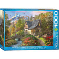 Eurographics - Nordic Morning Puzzle 1000pc