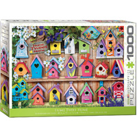 Eurographics -Home Tweet Home Puzzle 1000pc