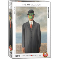 Eurographics - Son of Man Puzzle 1000pc