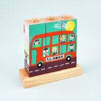 Floss and Rock - Cube Puzzle - Transport