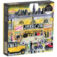 Galison - Jazz Age Puzzle 1000pc
