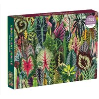 Galison - Houseplant Jungle Puzzle 1000pc