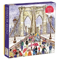 Galison - Brooklyn Bridge Puzzle 1000pc