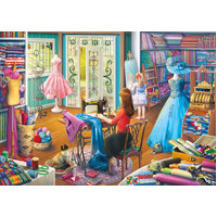 Gibsons - The Dressmaker's Daughter Puzzle 1000pc