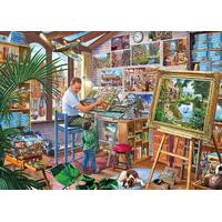 Gibsons - A Work Of Art Puzzle 1000pc