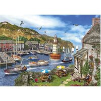 Gibsons - Lighthouse Bay Puzzle 1000pc