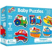 Galt - Baby Puzzles -Transport - 2pc