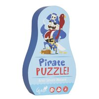 Glottogon - Pirate Puzzle 25pc