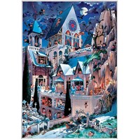 Heye - Loup, Castle of Horror Puzzle 2000pc