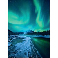 Heye - Power of Nature Northern Lights Puzzle 1000pc