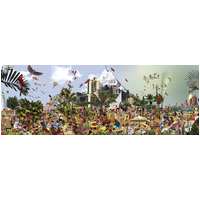Heye - Life! Style!, At the Beach Puzzle 2000pc
