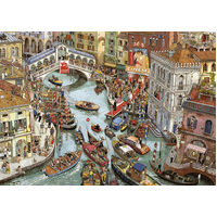 Heye - Gobel & Knorr, O Sole Mio! Puzzle 2000pc