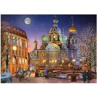 Holdson - Where in the World? Russia with Love Puzzle 1000pc