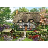 Holdson - Picture Perfect 3, Meadow Cottage Puzzle 1000pc