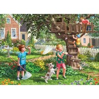 Holdson - Young at Heart Treehouse Play Large Piece Puzzle 500pc