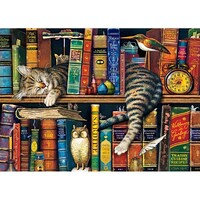 Holdson - Wysocki Whiskers Frederick The Literate Puzzle 1000pc