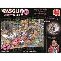 Holdson - WASGIJ? Destiny 17 Paying the Price Puzzle 1000pc