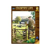 Holdson - Country Life, The Flock Puzzle 1000pc