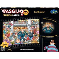 Holdson - WASGIJ? Original 25 Deal Breaker! Puzzle 1000pc