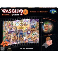 Holdson - WASGIJ? Back to..? 3 Barbers and Beehives Puzzle 1000pc