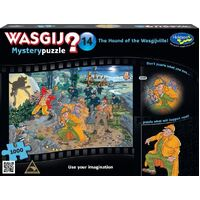 Holdson - WASGIJ? Mystery 14 The Hound of The Wasjigville! Puzzle 1000pc