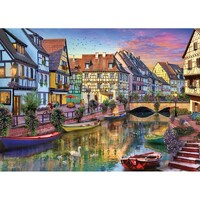 Holdson - Of Land & Sea - Galerie Colmar Canal Puzzle 1000pc